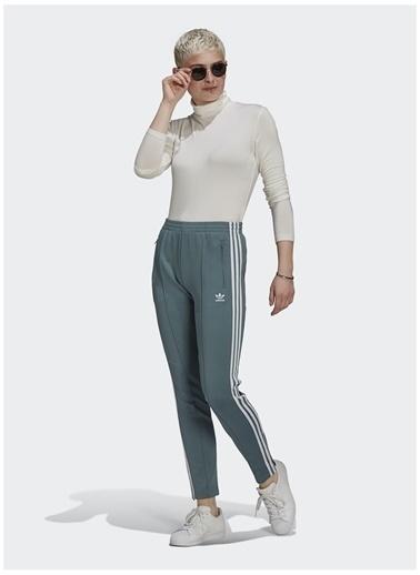 adidas adidas GN2947 SST PANTS PB Kadın Eşofman Altı Yeşil